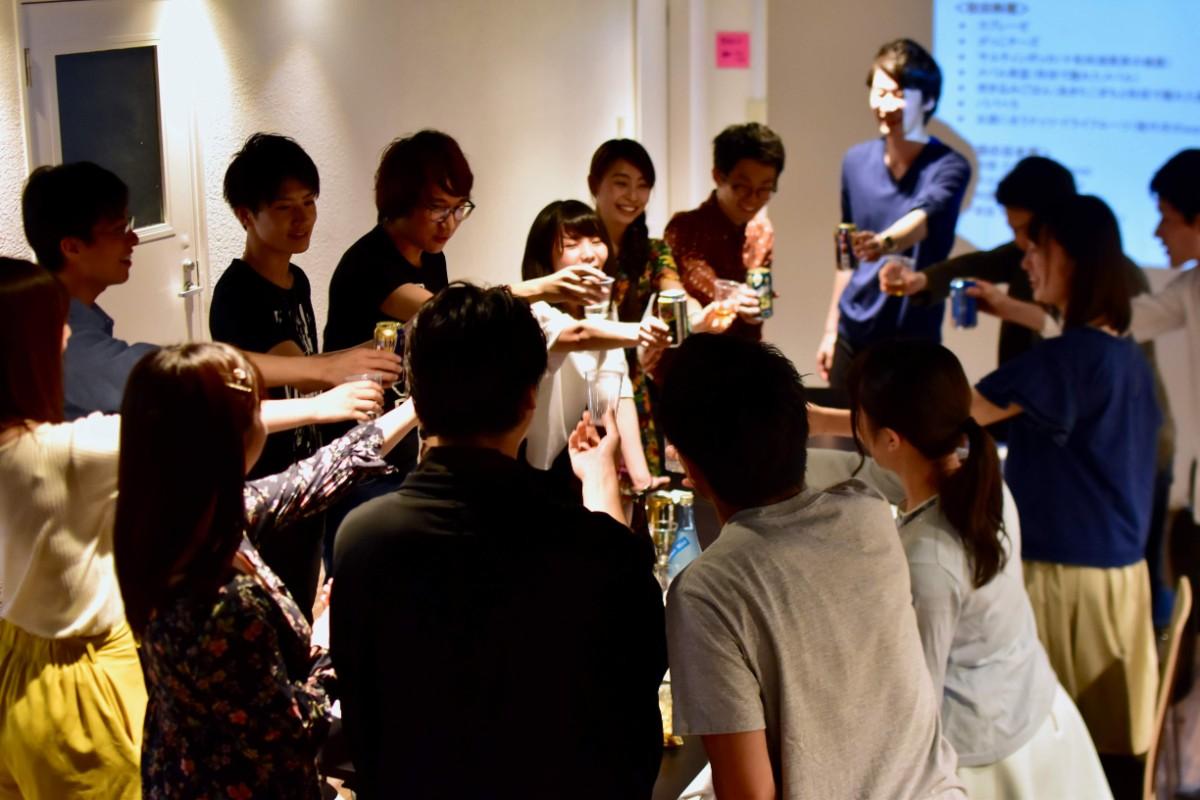 秋田でつながるキッカケを作り続ける「Ame Project」のメンバー募集!